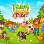 Farm Town:Happy City Day Story 2.40 Apk + Mega Mod android Free Download