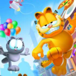 Garfield Rush 2.2.1 Apk + Mod (Unlimited Money) android Free Download