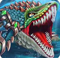 Sea Monster City Unlimited Money MOD APK