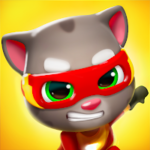 Talking Tom Chase of Heroes – VER. 1.0.3.338 Unlimited Money MOD APK