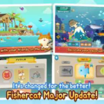 The Fishercat 3.1.0 Apk + Mod (Unlimited Money) android Free Download