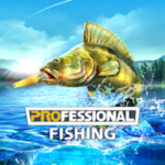 Professional Fishing – VER. 1.17 Unlimited (Golds – Money) MOD APK