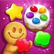 Cookie Crush Classic Unlimited Coins MOD APK