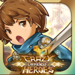 Crazy Defense Heroes – VER. 1.0.1 Unlimited (Money – Diamonds) MOD APK