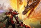 Dragon War Legends Enemy Low Attack MOD APK
