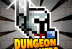Dungeon X Pixel Hero VIP Infinite (Gold - Gems) MOD APK
