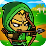 Five Heroes: The King's War – VER. 2.1.1 Unlimited (Gold – Diamonds) MOD APK