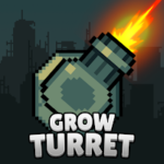 Grow Turret – Idle Clicker Defense – VER. 6.8 Unlimited Gold MOD APK
