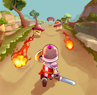 Hunter Run Weak Enemy MOD APK