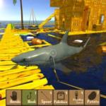 Raft Survival Simulator 9.1.0 Apk + Mod android Free Download