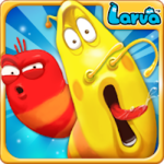 Larva Heroes: Lavengers 2018 – VER. 1.3.3 Unlimited (Candies – Gold) MOD APK