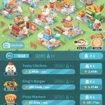 Foodpia Tycoon – Idle restaurant 1.3.23 Apk + Mod (Unlimited Money) android Free Download
