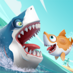 Hungry Shark Heroes – VER. 2.8 (God Mode – 1 Hit Kill) MOD APK