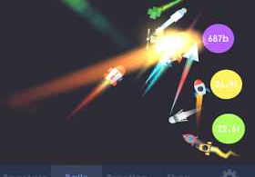 Idle Rocket - Aircraft Evolution & Space Battle