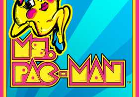 Ms. PAC-MAN by Namco
