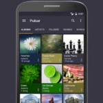 Pulsar Music Player pro 1.9.1 Apk Unlocked all features android Free Download