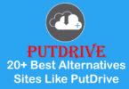 20+ Best Alternatives Sites Like PutDrive in 2019