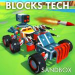 Block Tech Epic Sandbox Craft – VER. 1.2 Unlimited Money MOD APK