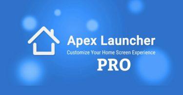Apex Launcher Pro 4.8.0 Apk