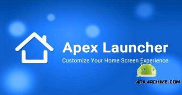 Apex Launcher apk