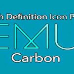 APK MANIA™ Full » EMUI CARBON – ICON PACK v3.1 APK Free Download