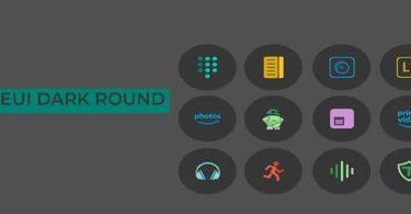 OneUIDark Round - Icon Pack : S10 v1.0.5 APK