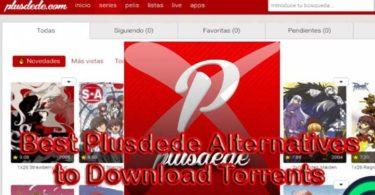 Best Plusdede Alternatives to Download Torrents