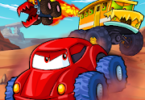 Car Eats Car Multiplayer Racing Unlimited Diamonds MOD APK