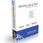 Directory List & Print Pro 3.66 + License Key [Latest] Free Download