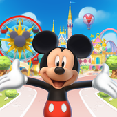 Disney Magic Kingdoms: Build Your Own Magical Park Hack/Mod (Gems, Magic, XP) APK