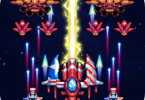 Galaxy Shooter - Falcon Squad Unlimited (Coins - Gems) MOD APK