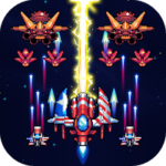 Galaxy Shooter – Falcon Squad – VER. 44.1 Unlimited (Coins – Gems) MOD APK