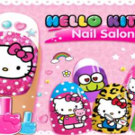 Hello Kitty Nail Salon 1.7 Apk + Mod (Unlocked) android Free Download