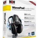 NCH WavePad 9.34 with Keygen Free Download