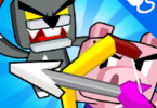 Piggy Royale Unlimited (Hearts - Meat - Coins) MOD APK
