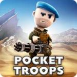 Pocket Troops 1.34.1 Apk + Data (Strategy Game) for Android Free Download