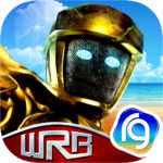 Real Steel MOD APK Hack Unlimited [Money Gold Coins] Free Download