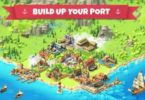 Sea Port Ship Trade and Strategy Simulator MOD APK Unlimited Coins Gems
