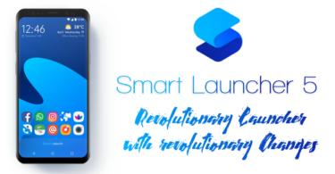 Smart Launcher 5 v5.3 b016 & 3.26.14 (Pro + Mod Special + Mod Lite)