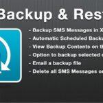 SMS Backup & Restore Pro 10.05.611 Apk Free Download