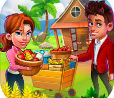 Supermarket City Farming game mod apk unlimited money gems