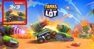 Tanks a lot! MOD APK Free Download [Unlimited Gems Ammo]