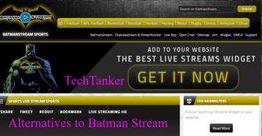 The Best Alternatives to Batman Stream to Watch Live Spotrs