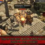 Titan Quest 1.0.12 Apk + Mod Blood,Gold + Data for android Free Download