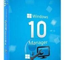 Yamicsoft Windows 10 Manager 3.1.3 with Keygen