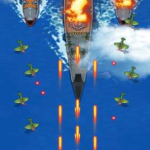 1945 Air Forces 5.28 Apk + Mod (Free Shopping) android Free Download