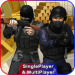 Justice Rivals 2 Cops and Robbers – VER. 1.9.8d (God Mode – Infinite Ammo) MOD APK