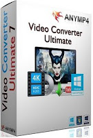 AnyMP4 Video Converter Ultimate 7.2.58 with Patch