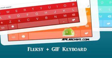 Fleksy + GIF Keyboard v9.7.9 APK