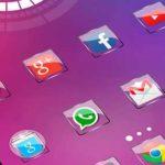 APK MANIA™ Full » Glass Icon Pack Nova Theme v1.3.1 APK Free Download
